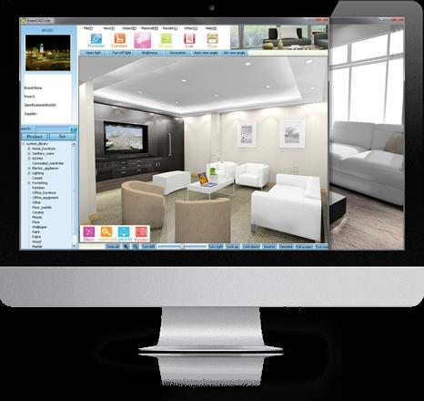 Intericad lite pi veloce di quello che immagini for Software progettazione interni 3d